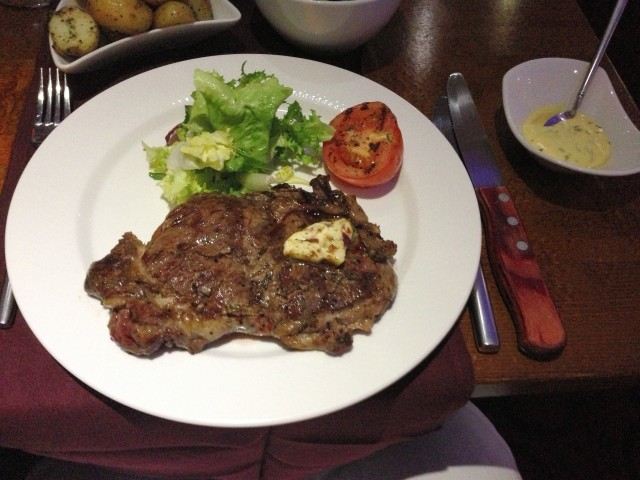Barts - steak