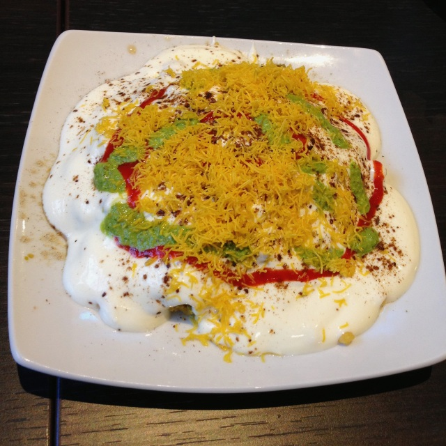 Kachori chaat