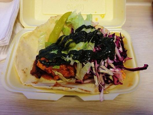 King's Grill - kebab