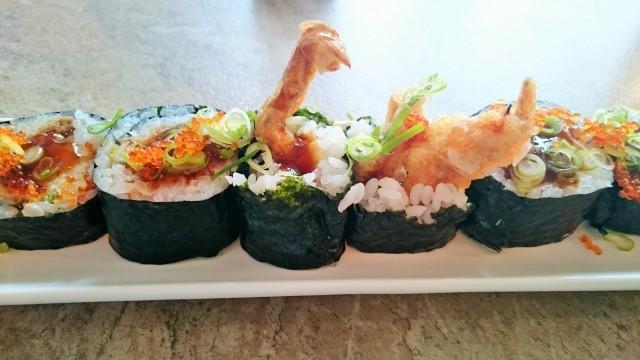 SushiMakiCrab